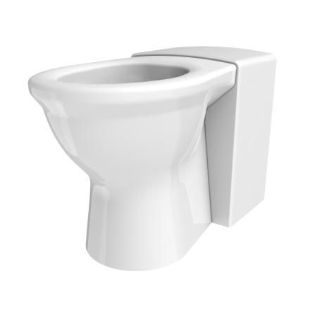 Resan WC Förhöjd m distansbox